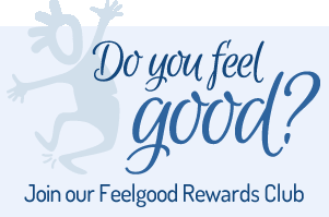 Join our Feelgood Rewards Club